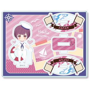 ヘタリア World★Stars ゆらっとアクリルフィギュア Ver.3 デザイン03(日本)