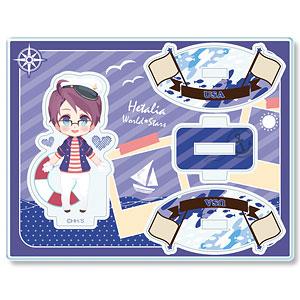ヘタリア World★Stars ゆらっとアクリルフィギュア Ver.3 デザイン04(アメリカ)