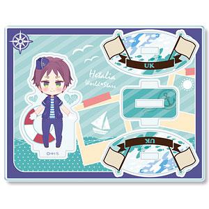 ヘタリア World★Stars ゆらっとアクリルフィギュア Ver.3 デザイン05(イギリス)