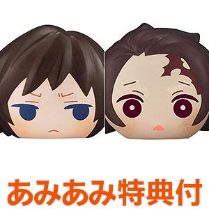 【あみあみ限定特典】ふかふかスクイーズパン 鬼滅の刃 第4弾 6個入りBOX