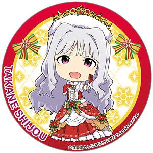 アイドルマスター ミリオンライブ! テーマ缶バッジ クリスマス 四条貴音