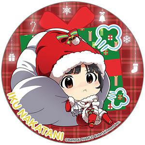 アイドルマスター ミリオンライブ! テーマ缶バッジ クリスマス 中谷育