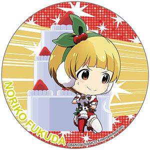 アイドルマスター ミリオンライブ! テーマ缶バッジ クリスマス 福田のり子
