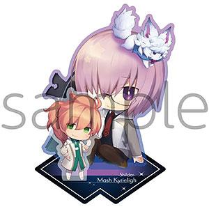 きゃらとりあアクリルスタンド Fate/Grand Order シールダー/マシュ・キリエライト