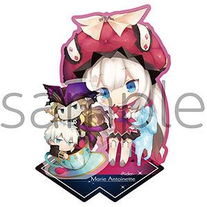 きゃらとりあアクリルスタンド Fate/Grand Order ライダー/マリー・アントワネット