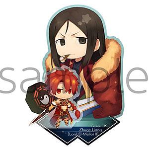きゃらとりあアクリルスタンド Fate/Grand Order キャスター/諸葛孔明[エルメロイII世]