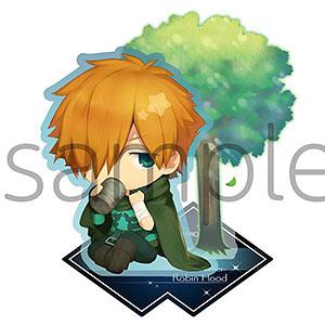 きゃらとりあアクリルスタンド Fate/Grand Order アーチャー/ロビンフッド