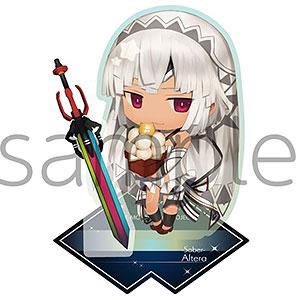 きゃらとりあアクリルスタンド Fate/Grand Order セイバー/アルテラ
