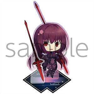 きゃらとりあアクリルスタンド Fate/Grand Order ランサー/スカサハ