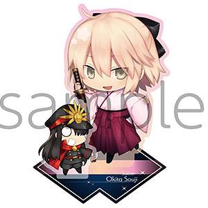 きゃらとりあアクリルスタンド Fate/Grand Order セイバー/沖田総司