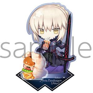 きゃらとりあアクリルスタンド Fate/Grand Order セイバー/アルトリア・ペンドラゴン[オルタ]
