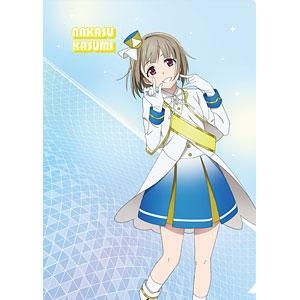 ラブライブ!虹ヶ咲学園スクールアイドル同好会 クリアファイル 中須かすみ