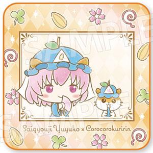 東方Project×サンリオキャラクターズ ハンドタオル 西行寺幽々子×コロコロクリリン