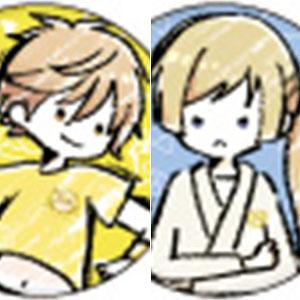 缶バッジ「オンエア!」03/スポーツver. グラフアート 15個入りBOX