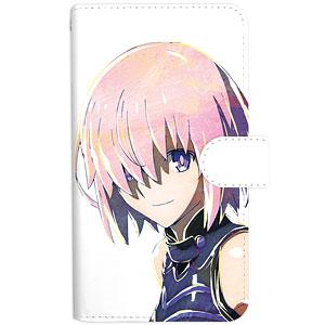 Fate/Grand Order -絶対魔獣戦線バビロニア- マシュ・キリエライト Ani-Art 手帳型スマホケース Lサイズ