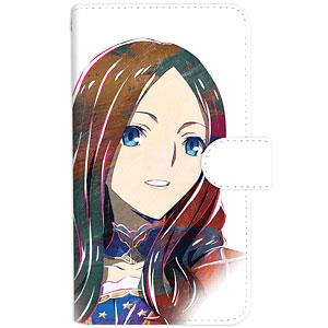 Fate/Grand Order -絶対魔獣戦線バビロニア- レオナルド・ダ・ヴィンチ Ani-Art 手帳型スマホケース Lサイズ