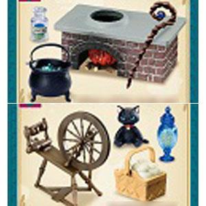 ぷちサンプル 魔女の住む家 8個入りBOX