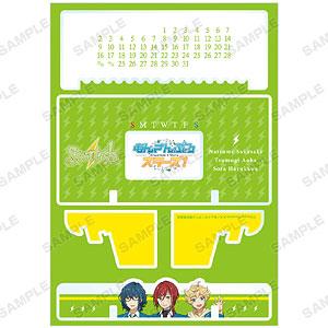 TVアニメ『あんさんぶるスターズ!』 Switch 卓上アクリル万年カレンダー