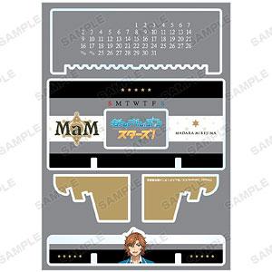 TVアニメ『あんさんぶるスターズ!』 MaM 卓上アクリル万年カレンダー