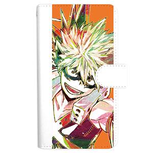 僕のヒーローアカデミア 爆豪勝己 Ani-Art 手帳型スマホケース vol.3 Mサイズ