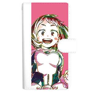 僕のヒーローアカデミア 麗日お茶子 Ani-Art 手帳型スマホケース vol.3 Lサイズ