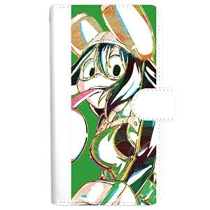 僕のヒーローアカデミア 蛙吹梅雨 Ani-Art 手帳型スマホケース vol.3 Mサイズ