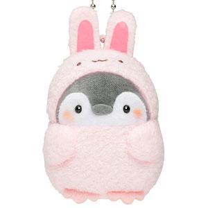 コウペンちゃん 困難はピョンととびこえちゃうよ~!ぷちマスコット(ウサギさん)