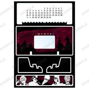 BLEACH 卓上アクリル万年カレンダー
