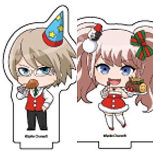 アクリルぷちスタンド「ダンガンロンパ1・2 Reload」06/クリスマスver. ミニキャラ 8個入りBOX