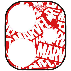 MARVEL iPhone 12 mini 対応カメラカバー ロゴ