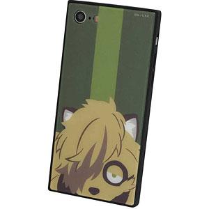 怪物事変 iPhone SE(第2世代)/8/7 対応 スクエアガラスケース 隠神鼓八千