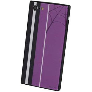 怪物事変 iPhone SE(第2世代)/8/7 対応 スクエアガラスケース 織