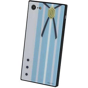 怪物事変 iPhone SE(第2世代)/8/7 対応 スクエアガラスケース 晶