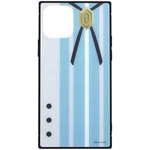 怪物事変 iPhone 12/12 Pro 対応 スクエアガラスケース 晶