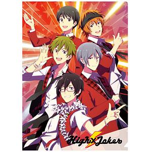 アイドルマスター SideM クリアファイル Mフェス High×Joker