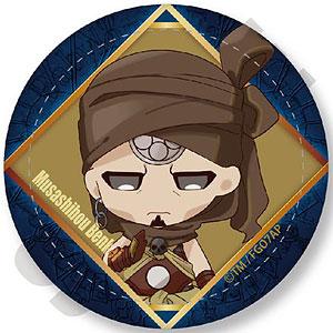 Fate/Grand Order -絶対魔獣戦線バビロニア- レザーバッジ K 武蔵坊弁慶
