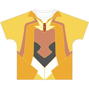 戦姫絶唱シンフォギアXV 立花響 ギアイメージ フルグラフィックTシャツ ユニセックス XL