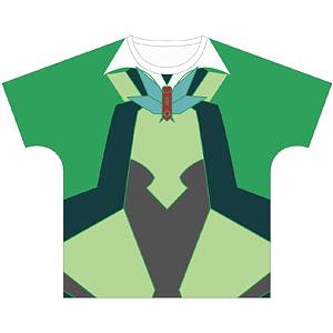 戦姫絶唱シンフォギアXV 暁切歌 ギアイメージ フルグラフィックTシャツ ユニセックス S