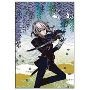 ジグソーパズル プリズムアートプチ 刀剣乱舞-ONLINE- 骨喰藤四郎(藤) 70ピース(97-236)