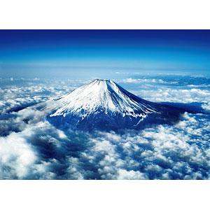 ジグソーパズル 富士山 ~空撮~ 600ピース (66-163)