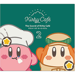 CD The Sound of Kirby Cafe 2/サウンド・オブ・カービィカフェ2