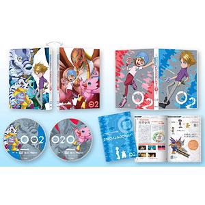 DVD デジモンアドベンチャー: DVD BOX 2