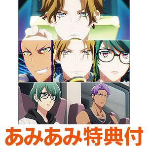 【あみあみ限定特典】DVD 『ヒプノシスマイク-Division Rap Battle-』 Rhyme Anima 5 完全生産限定版