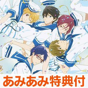 【あみあみ限定特典】BD Free! Blu-ray BOX