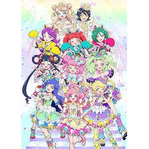 BD キラッとプリ☆チャン(シーズン3) Blu-ray BOX-1