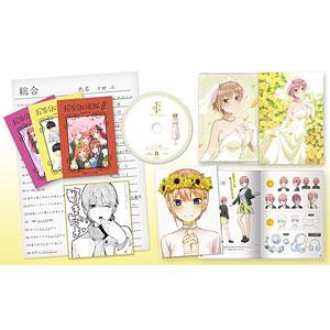 BD 五等分の花嫁∬ 第1巻 (Blu-ray Disc)