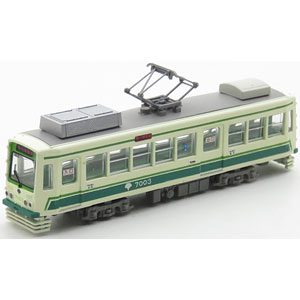鉄道コレクション 東京都交通局7000形(更新車・新塗装)