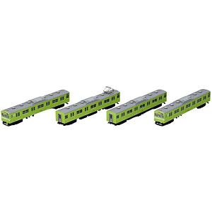 97935 特別企画品 JR 103系通勤電車(JR西日本仕様・混成編成・ウグイス)セット (4両)