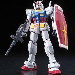 RG 1/144 RX-78-2ガンダム プラモデル