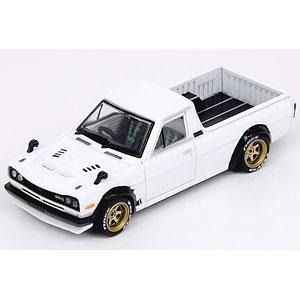 "1/64 Nissan サニートラック ""HAKOTORA"" ホワイト"